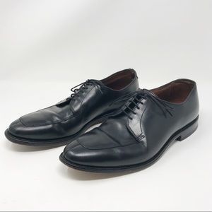 Allen Edmonds Black Delray Oxford Shoes Size 10